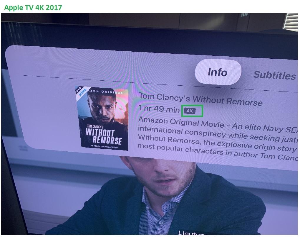 Apple TV 4K (2017)