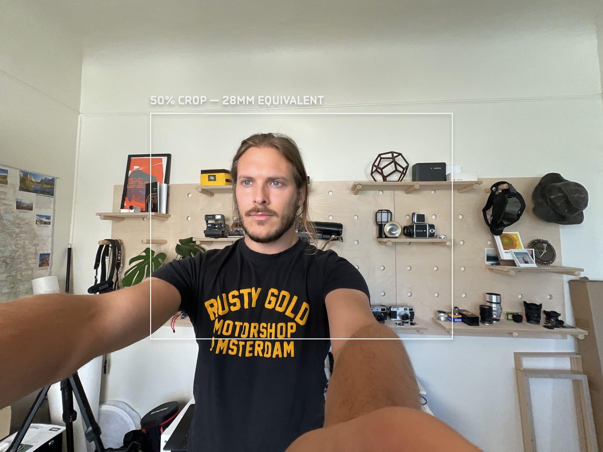Testando as câmeras dos novos iPads Pro (e o modo macro)