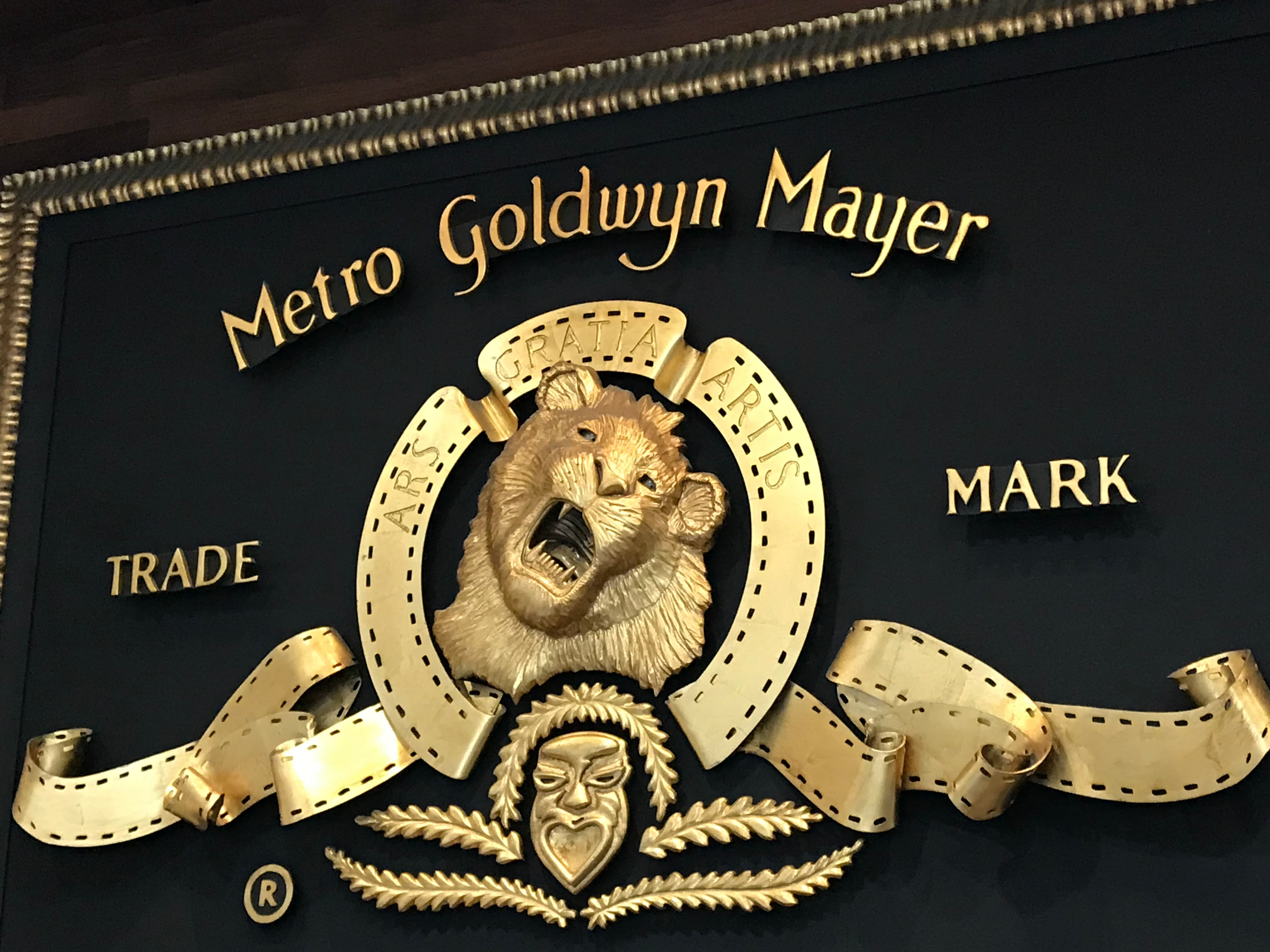 Logo da MGM