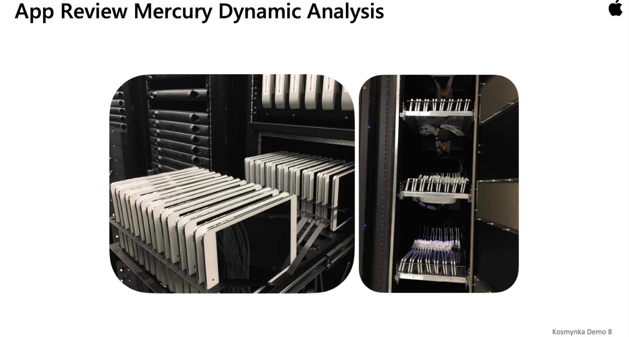 Mercury, ferramenta de análise de aplicativos da App Store