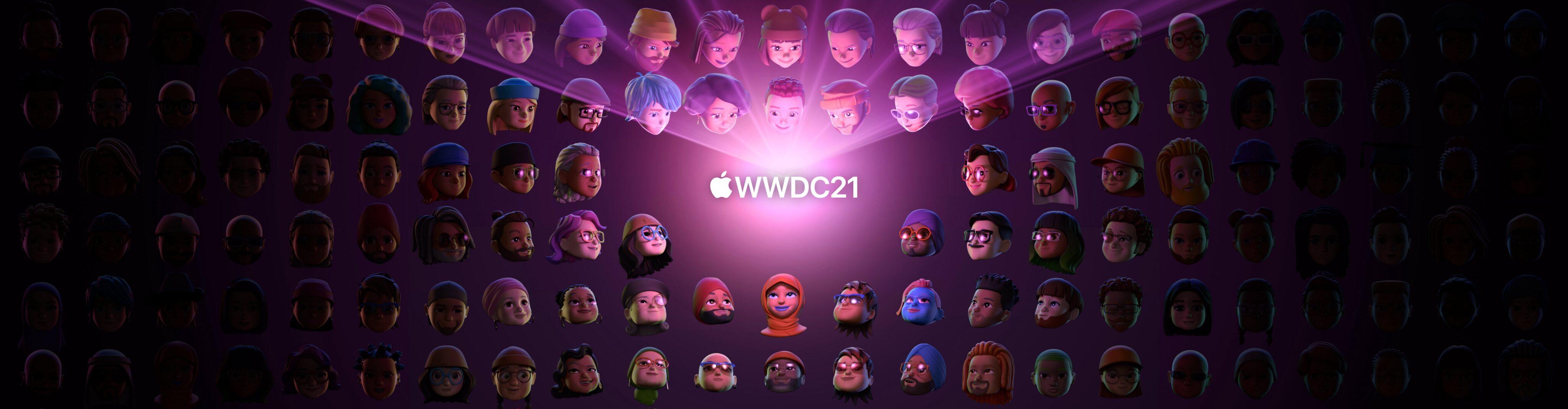 Banner da WWDC21