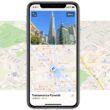 Olhe ao Redor, do Mapas da Apple