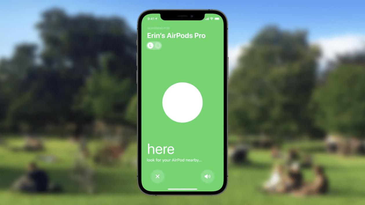 WWC21: novidades para os AirPods