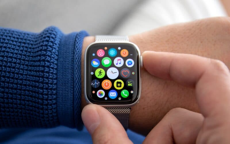 Apps no Apple Watch