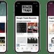 Páginas de gravadoras no Apple Music