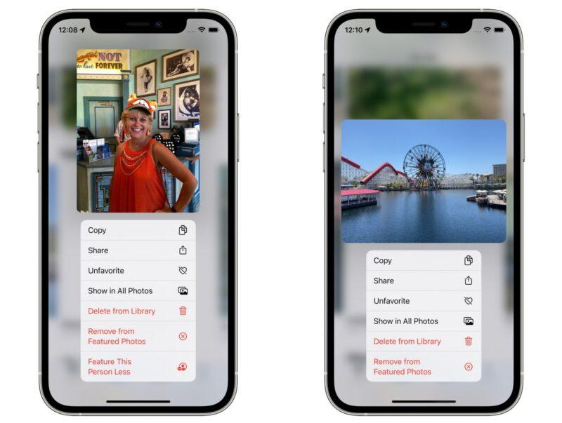 Ocultar fotos iOS 15