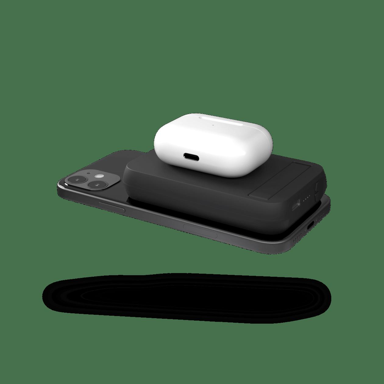 Modelo ZEPP03M, novo carregador MagSafe compatível com os iPhones 12 da ZENS