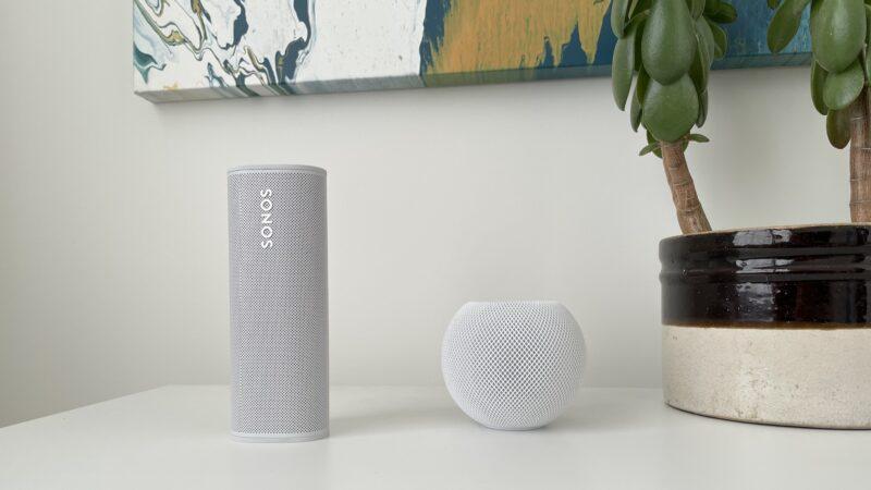 Sonos e HomePod mini