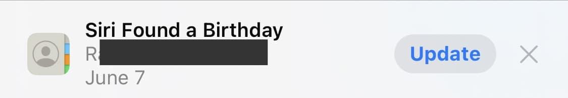 Sugestões da Siri no iOS 15