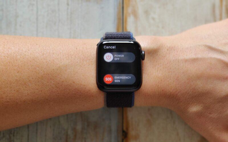 Ligação de Emergência do Apple Watch