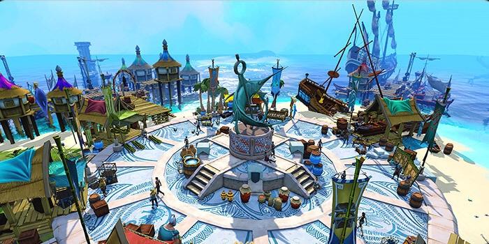Capa do jogo RuneScape para iOS