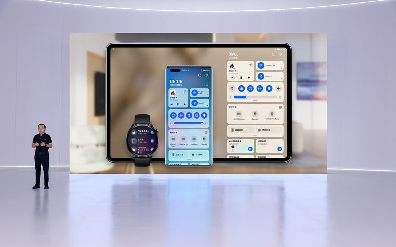 HarmonyOS, sistema operacional da Huawei