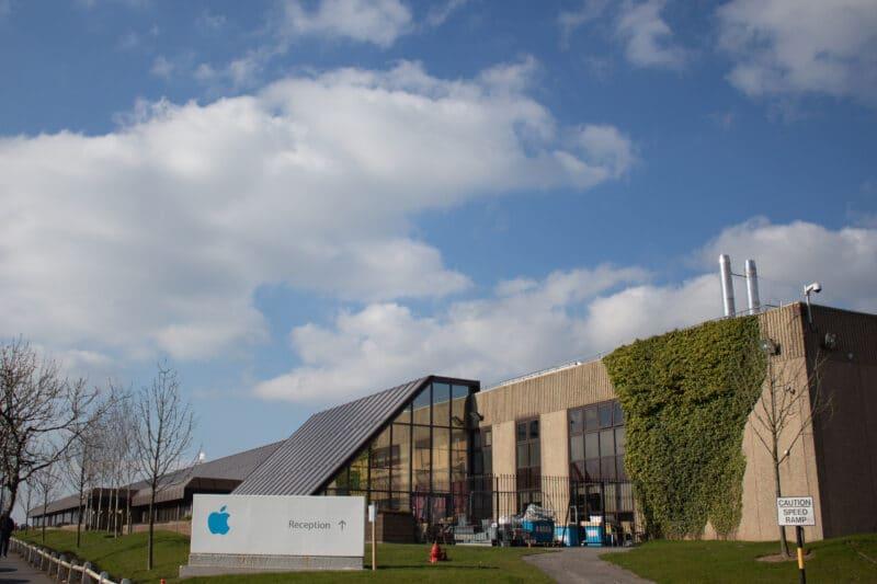 Campus da Apple em Cork, na Irlanda