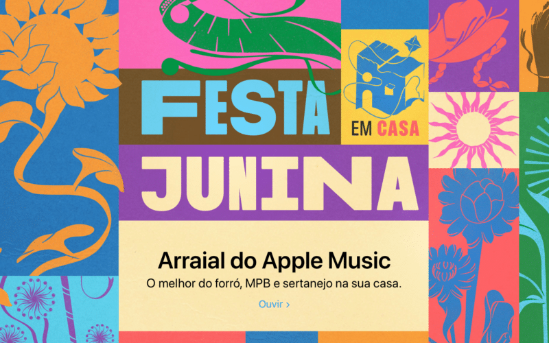 Festa Junina (Apple Music)