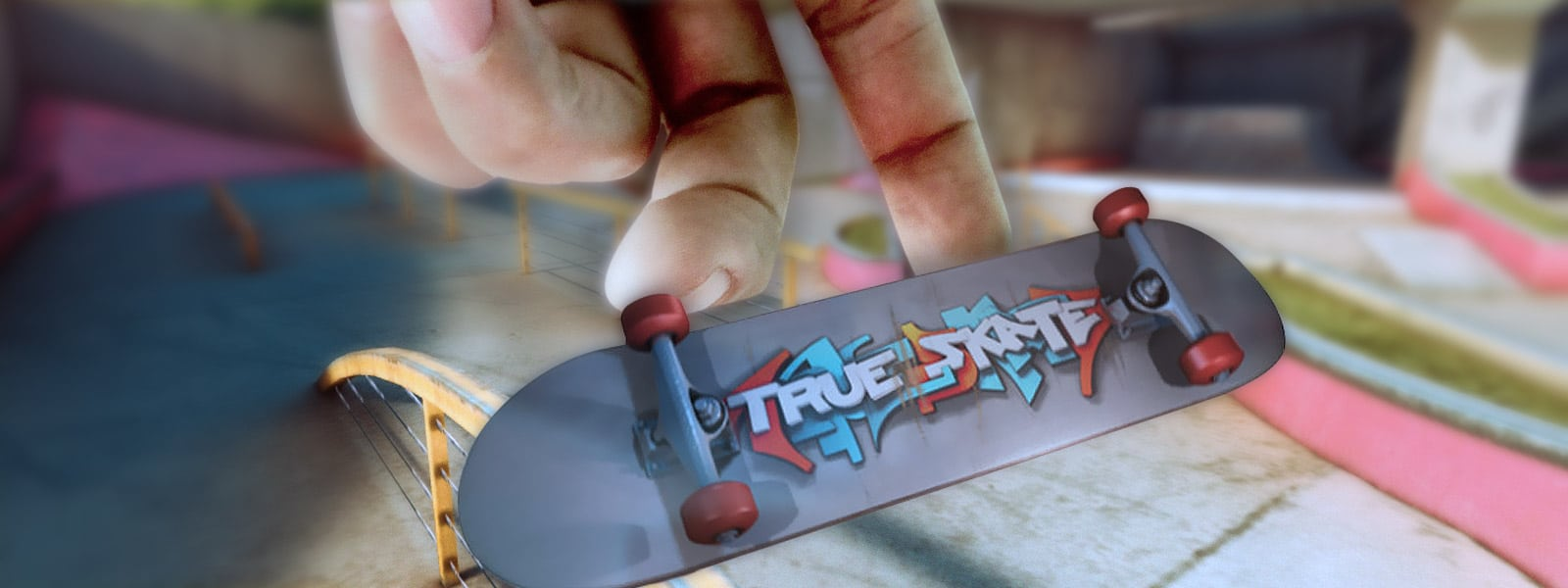 Jogo True Skate