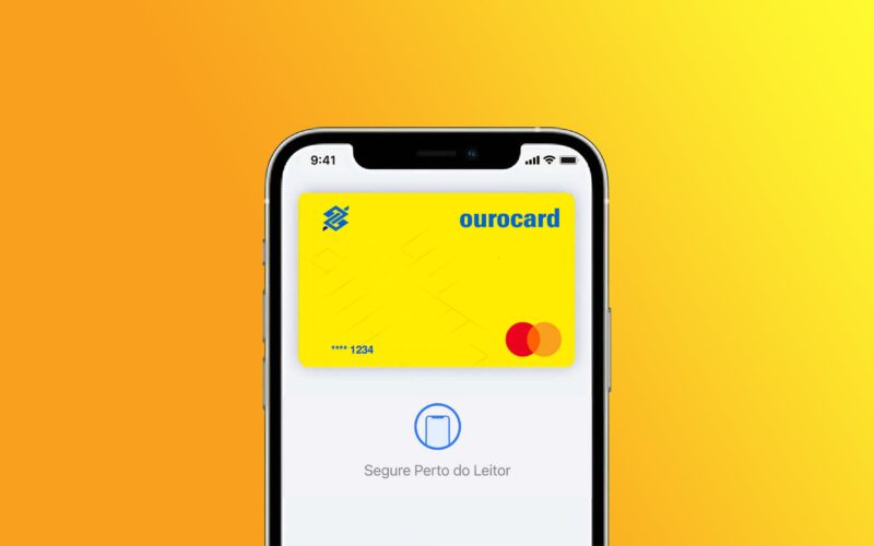 Mastercard Ourocard no Apple Pay