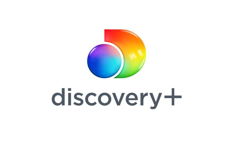 Logo do discovery+