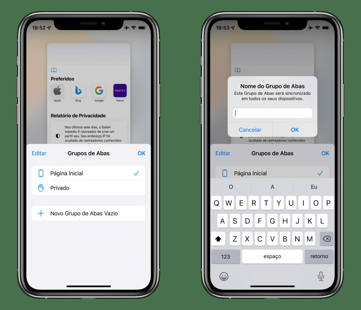 iOS 15 beta 2 Safari
