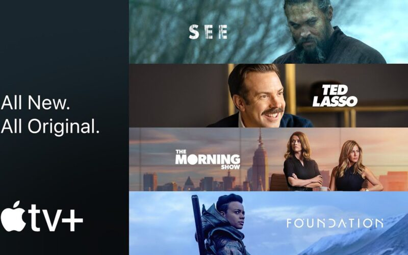 Apple TV+ e lançamentos do verão de 2021