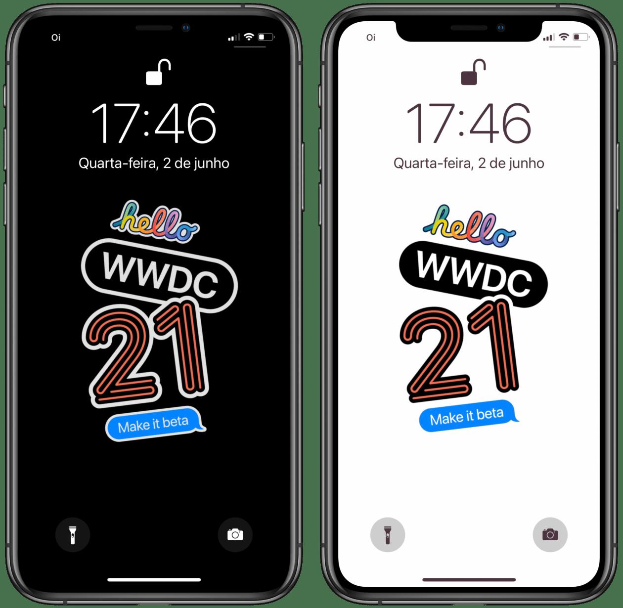 Wallpapers WWDC21