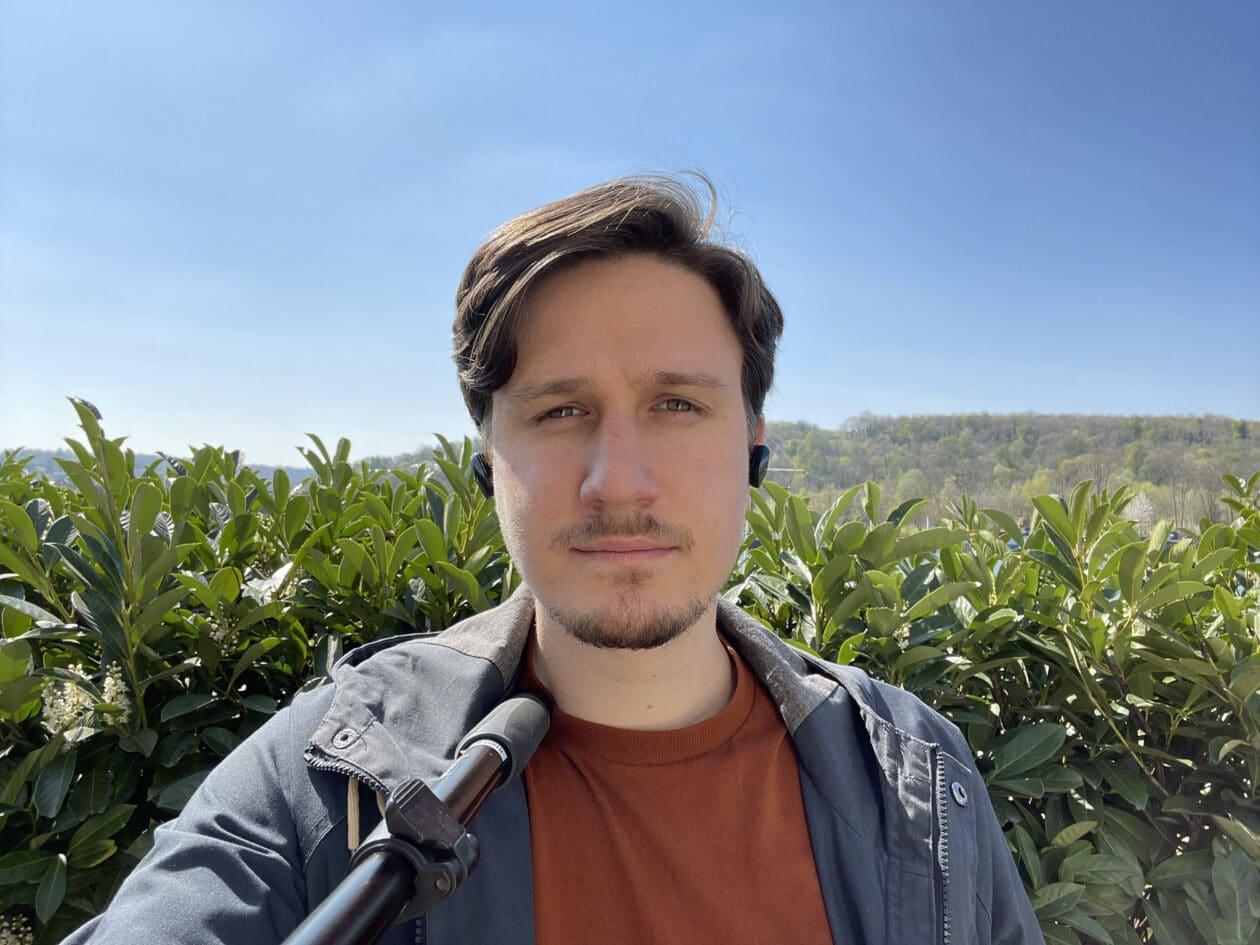 Teste de Selfies dos iPhones 12