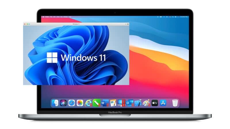 Parallels Desktop, Windows 11 e Mac