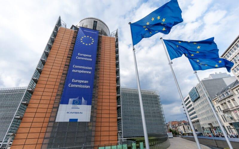 Sede da Comissão Europeia em Bruxelas (UE)