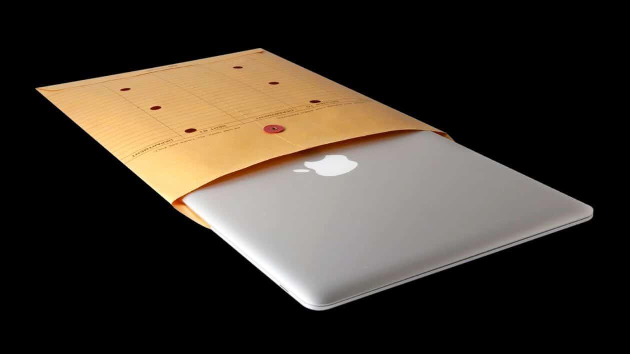 Lançamento do MacBook Air, em 2008