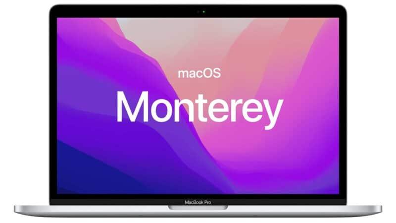 macOS Monterey 12