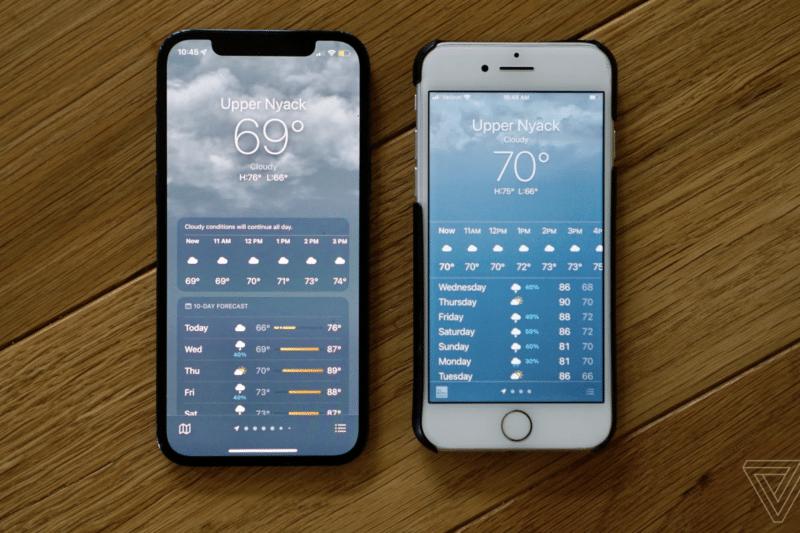 Tempo iOS 14.6 / iOS 15