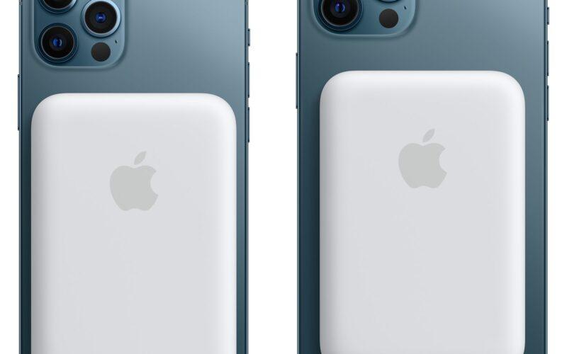 Bateria MagSafe em iPhones 12 Pro e 12 Pro Max azul-pacífico