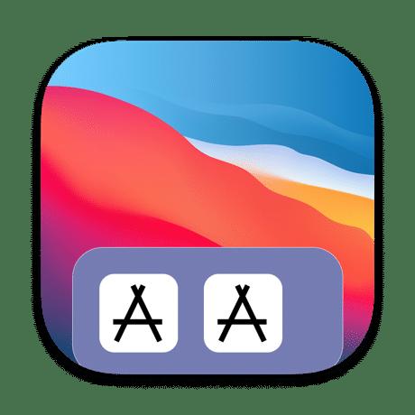 ícone do AppSwitcher