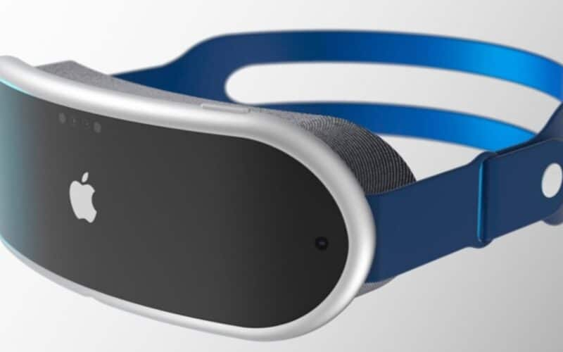 Headset VR Apple