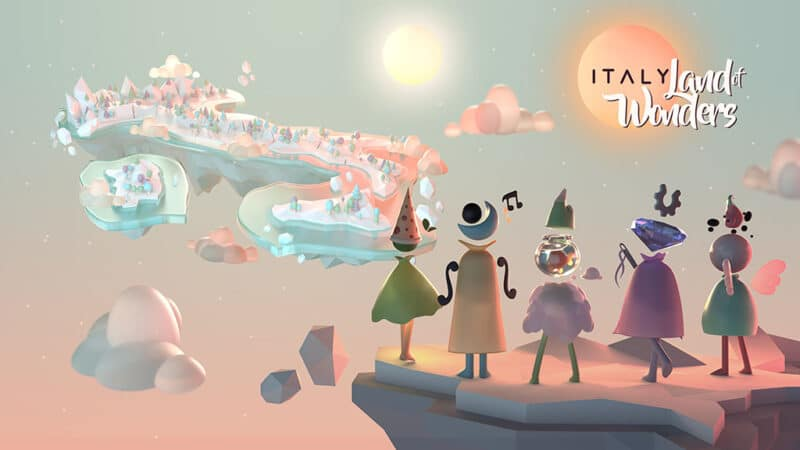 """ITALY. Land of Wonders"""