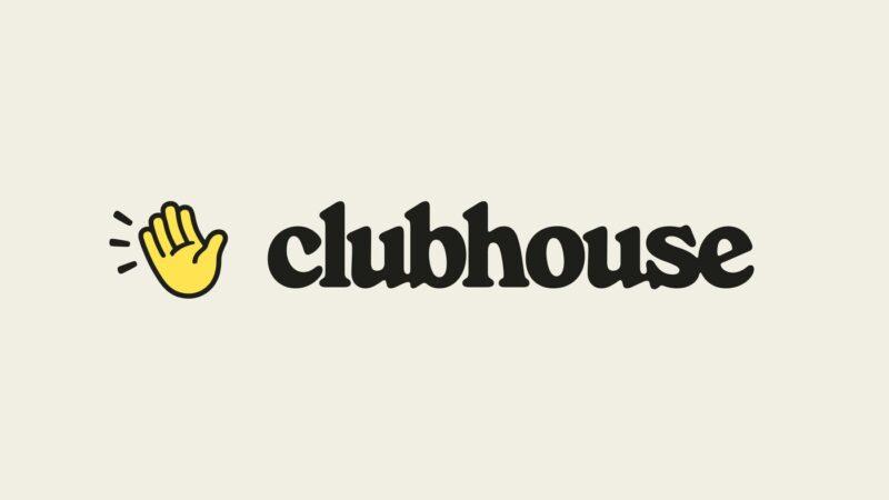 Novo logo do Clubhouse