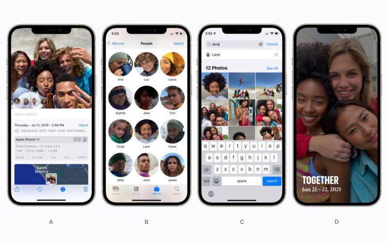 Fotos iOS 15