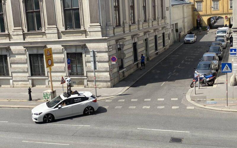 Olhe ao Redor em Vienna