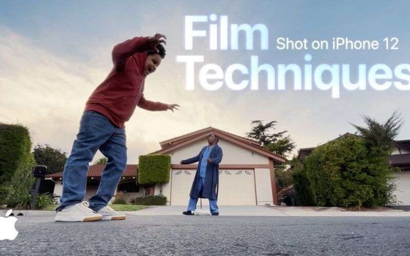 """Capa do vídeo """"Shot on iPhone / Film Techniques: Behind the Scenes"""""""