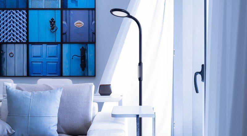 Luminária Smart LED Floor Lamp da Meross