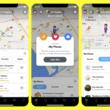 """Snapchat implementa """"My Places"""", sua própria versão do Foursquare"""