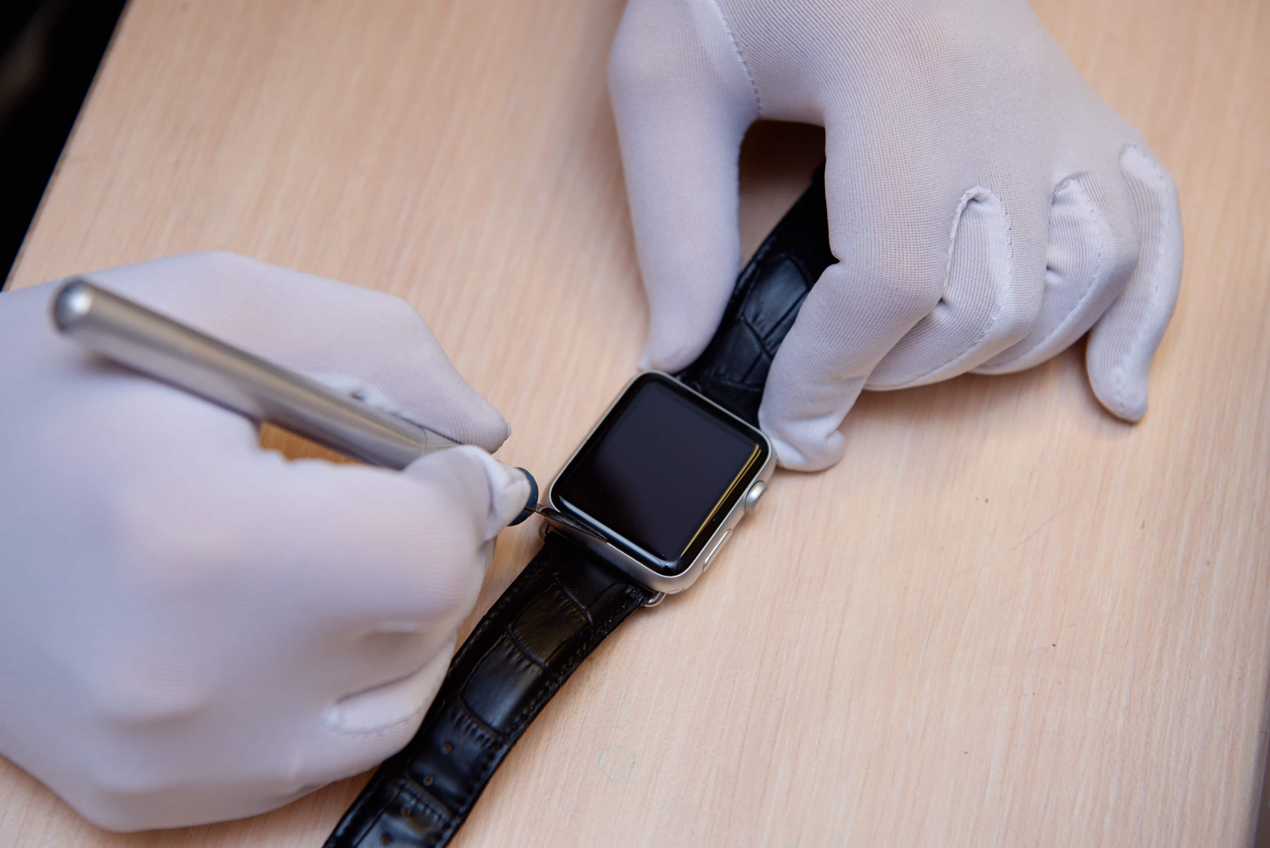 Reparo de Apple Watch