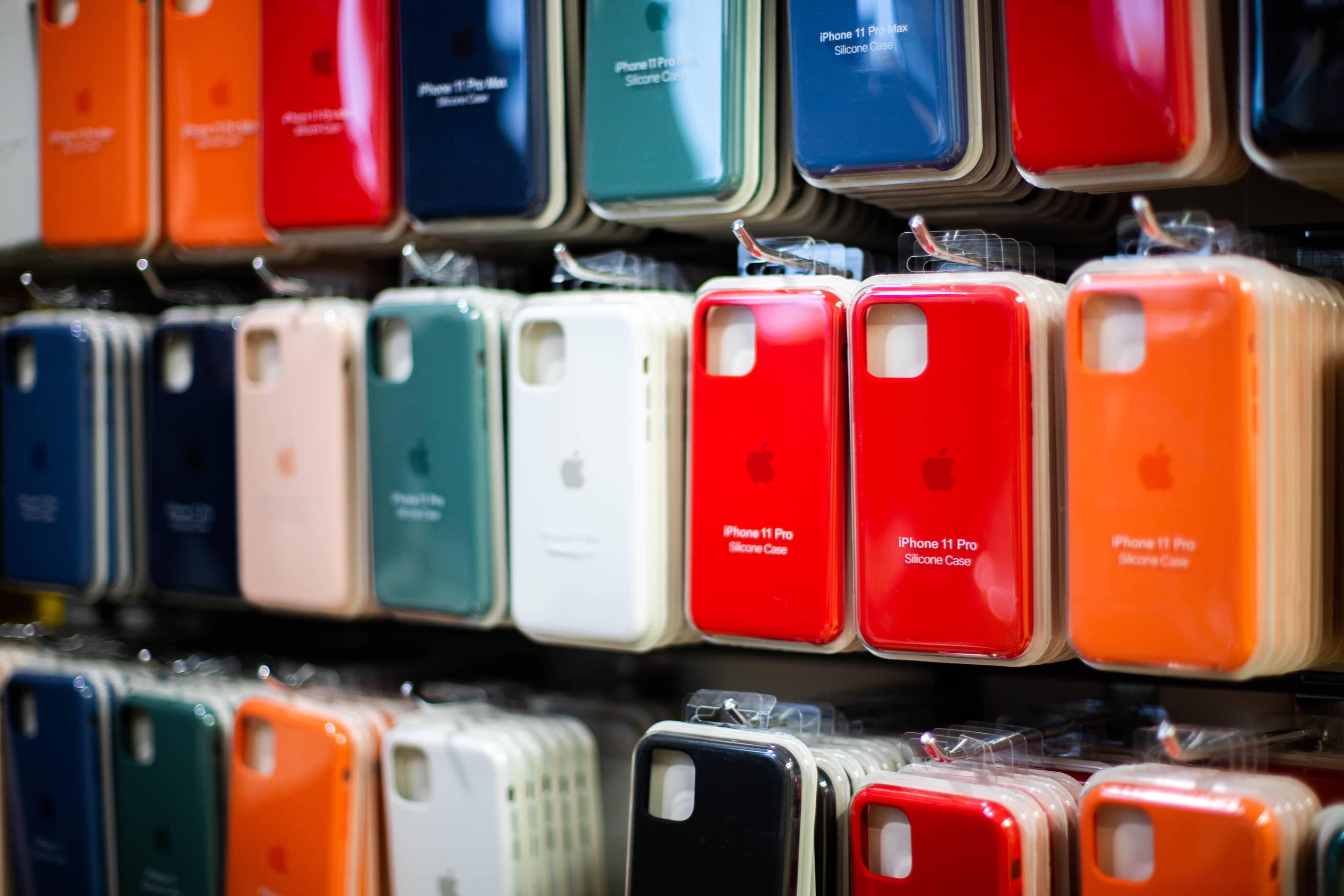 Cases para iPhones