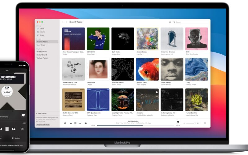 Doppler para Mac e iPhone