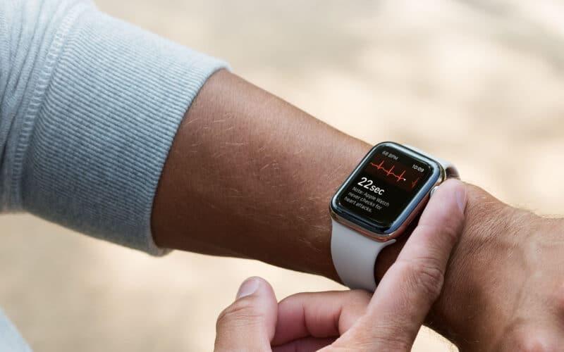 ECG no Apple Watch
