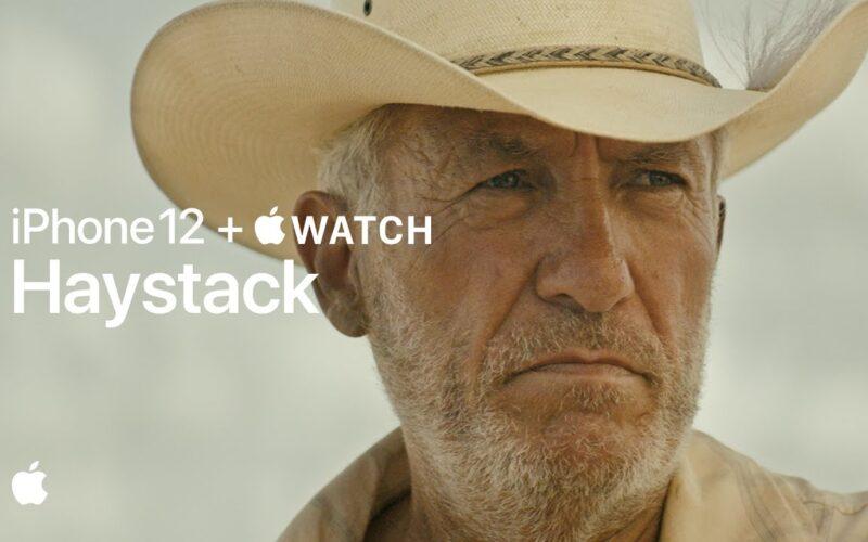 Thumbnail do novo comercial da Apple que destaca a integração do Apple Watch com o iPhone