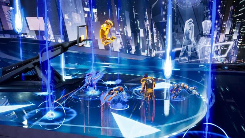 Ultimate Rivals: The Court, jogo do Apple Arcade
