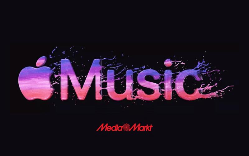 MediaMarkt oferece 4 meses Apple Music Portugal
