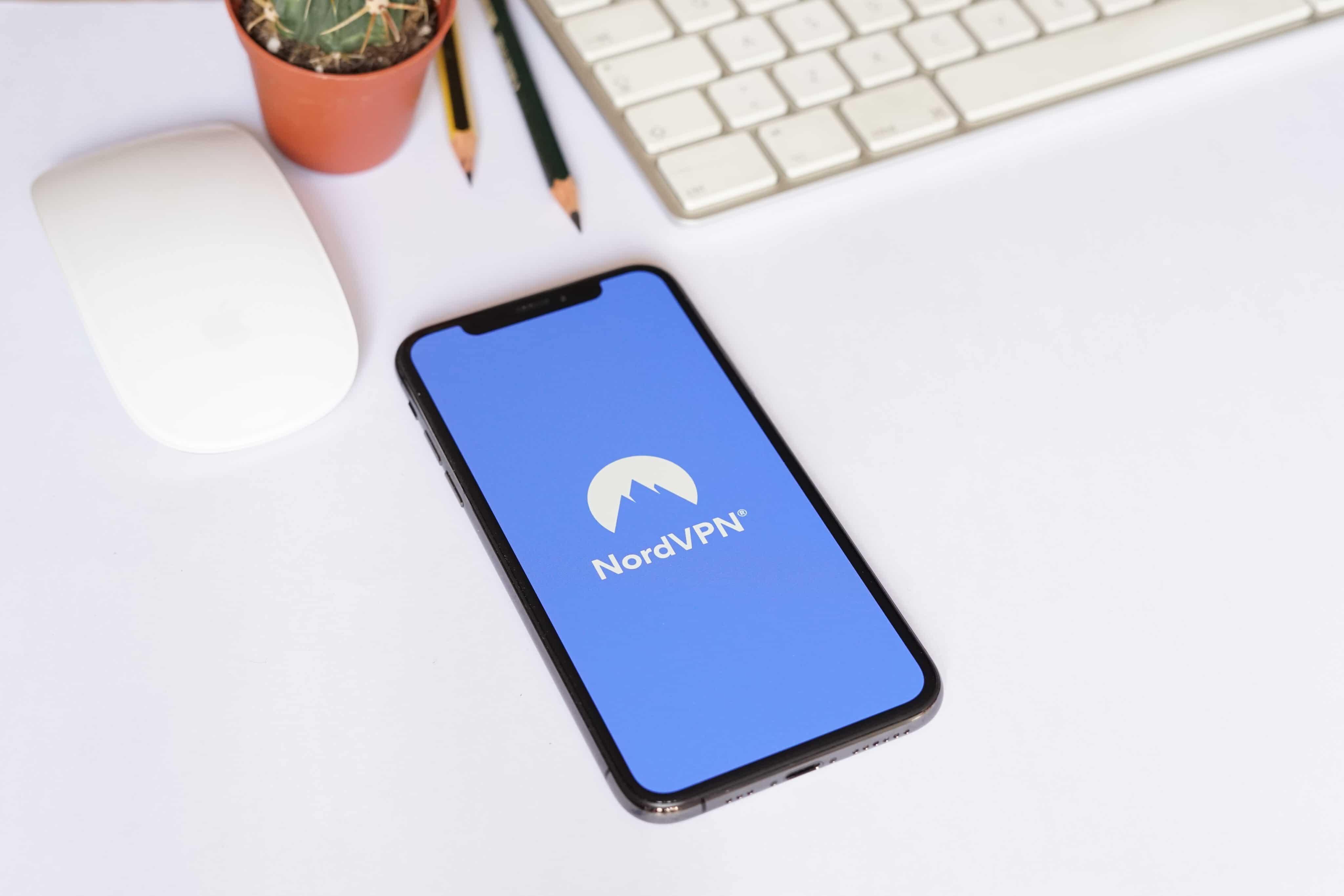 NordVPN no iPhone