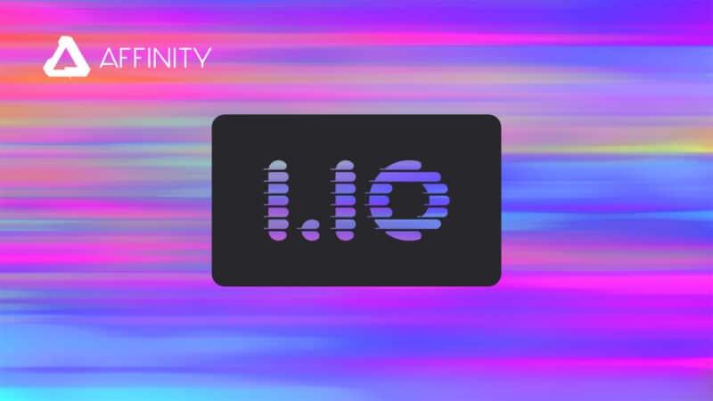 Affinity 1.10