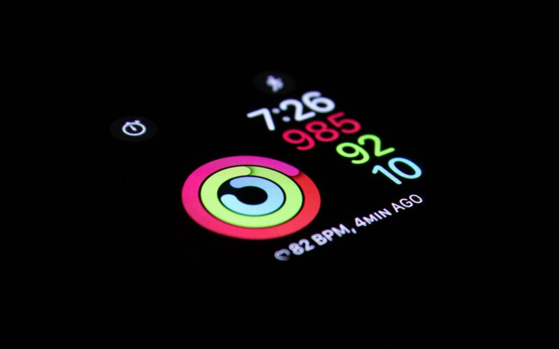 Atividade no Apple Watch